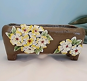수제화분166(록운-들꽃)|Handmade Flower pot