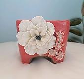 수제화분168(록운-꽃향기)|Handmade Flower pot