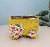 수제화분169(록운-꽃향기)|Handmade Flower pot