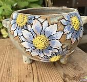 지다 수제화분|Handmade Flower pot