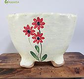 ★국산수제화분★203237 Handmade Flower pot