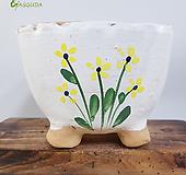 ★국산수제화분★203425 Handmade Flower pot