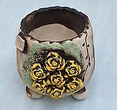수제화분 (도향) Handmade Flower pot