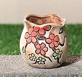수제화분 바람꽃2(화이트A) Handmade Flower pot