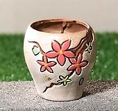 수제화분 바람꽃2(화이트D) Handmade Flower pot