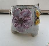 냥이98 수제화분 Handmade Flower pot