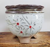 ★국산수제화분★191304 Handmade Flower pot