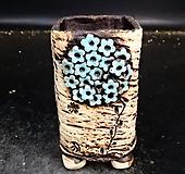 꽃사각수제화분23 Handmade Flower pot