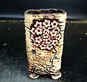 꽃사각수제화분24 Handmade Flower pot