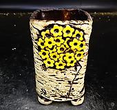 꽃사각수제화분25 Handmade Flower pot