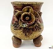 수제화분 롱대|Handmade Flower pot