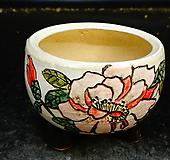 꽃그림다육수제화분44|Handmade Flower pot