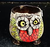 부엉이수제화분55|Handmade Flower pot