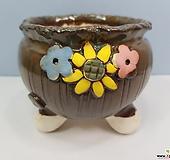 꽃이다공방 명품 수제화분 #4390|Handmade Flower pot