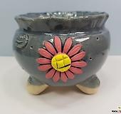꽃이다공방 명품 수제화분 #4392|Handmade Flower pot