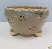 꽃이다공방 명품 수제화분 #4398|Handmade Flower pot