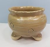 꽃이다공방 명품 수제화분 #4403|Handmade Flower pot