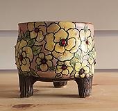 수제화분 더 아우라 ( the aura 691 ) 다육화분|Handmade Flower pot