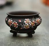 [수제화분]DaNa 작은꽃화분6.|Handmade Flower pot