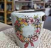 [봄봄수제화분]수제화분-handmade flower pot|